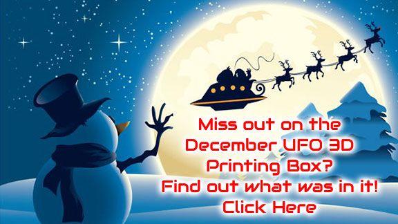 December UFO Reveal