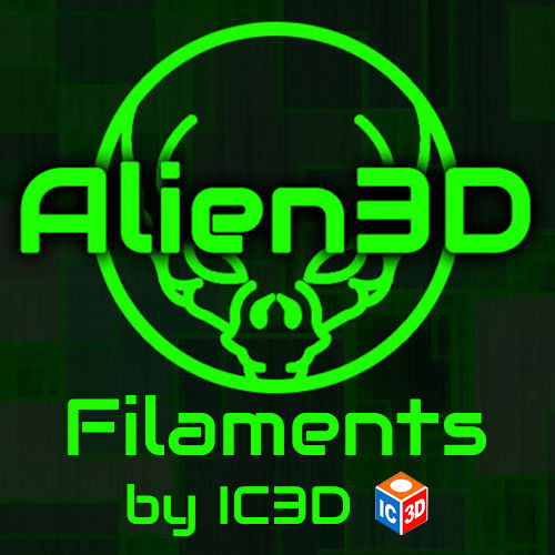 Alien3D Filaments by IC3D
