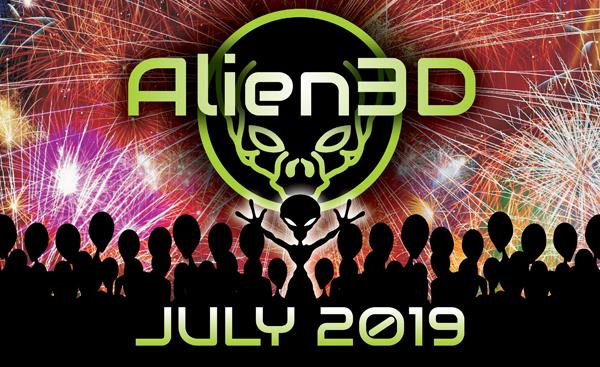 July 2019 UFO Reveal